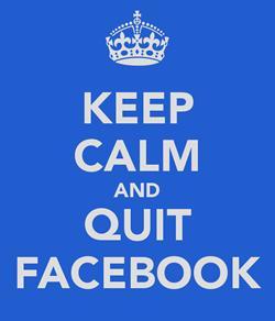 Quit Facebook 2